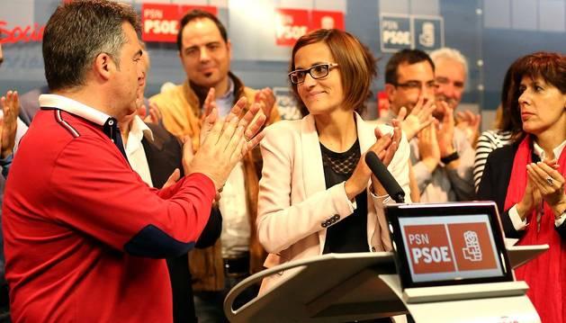 María Chivite dice que el resultado del PSN no es