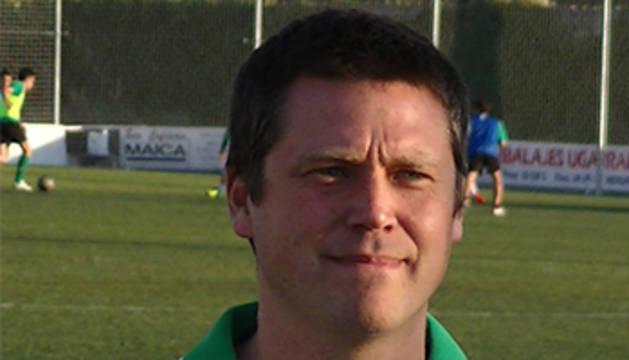 Óscar Barranco.