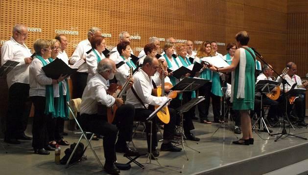La rondalla de Jus la Rocha ofrece un concierto en Civican