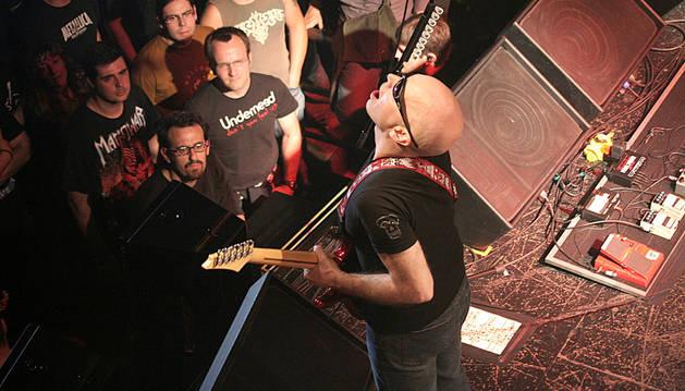 Joe Satriani, en Artsaia.
