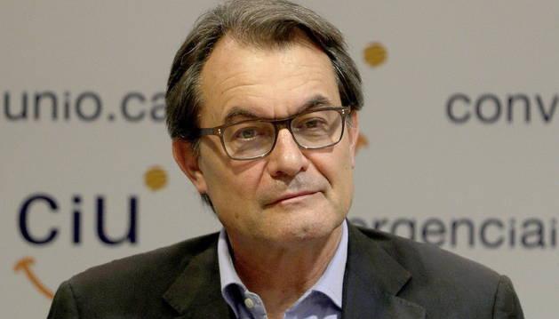 Artur Mas deja en manos de Esquerra Republicana la convocatoria del 27-S