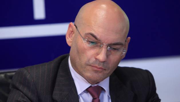El juez Gómez Bermúdez.