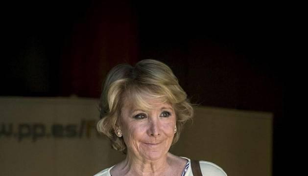 Aguirre sugiere un gobierno de concentración, incluso con Carmena