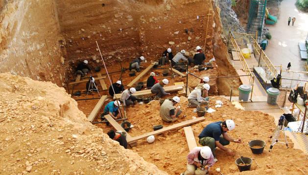 El primer asesinato, grabado en un cráneo de Atapuerca