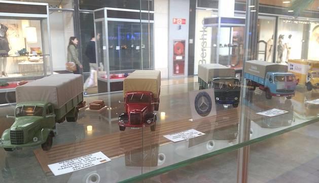 Exposición 'Gigantes de la Carretera'