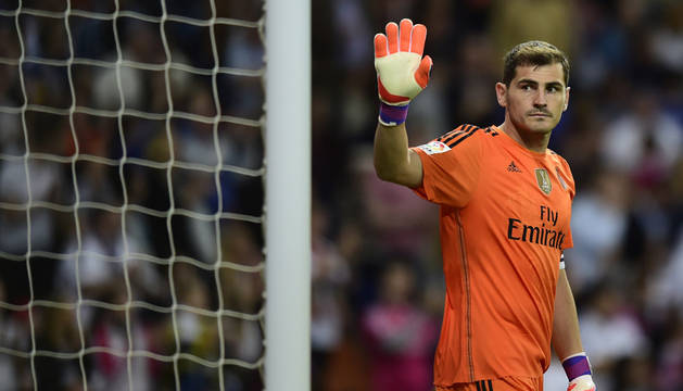 ​Casillas: