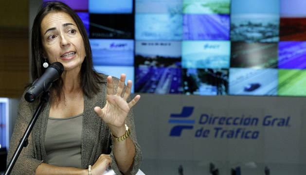 La directoral general de Tráfico, María Seguí.