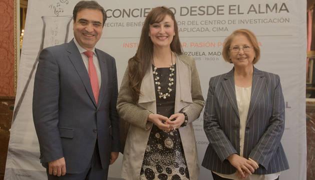 El Teatro de la Zarzuela acoge un concierto benéfico a favor del CIMA