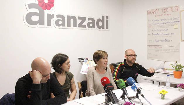 Rueda de Prensa ARANZADI
