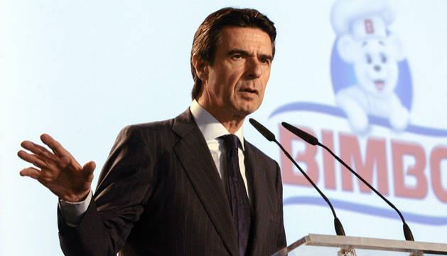 El ministro Soria.
