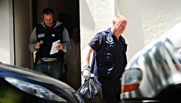 Detenido en francia el presunto colaborador de ETA Enrique López Jurio