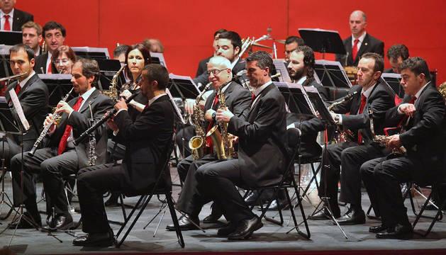 La Pamplonesa y su 'música de cine' en el Teatro Gayarre