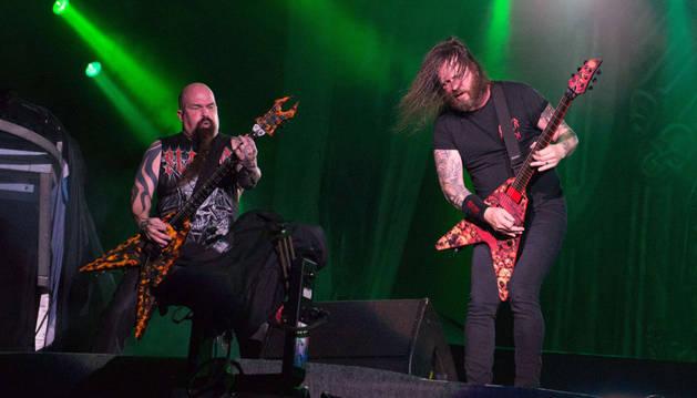 Slayer y Anthrax pasarán por España en su gira europea
