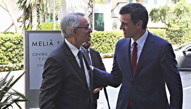 El PSOE debate si Podemos debe ser su compañero de viaje a la Moncloa