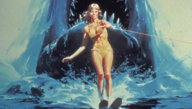 'Tiburón' vuelve a los cines por su 40 cumpleaños