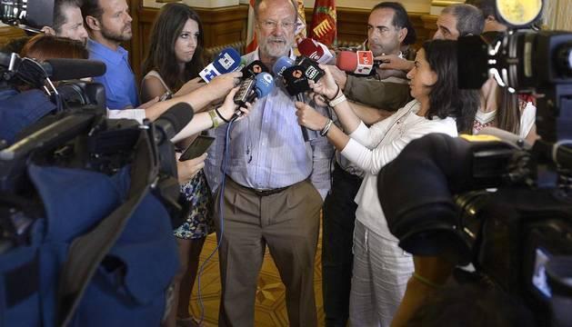 El alcalde de Valladolid no podrá seguir en el cargo al ser condenado