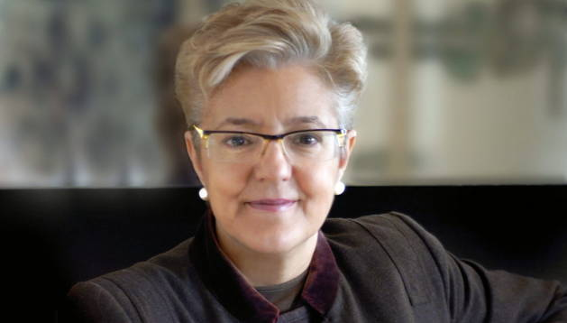 La profesora y crítica literaria Anna Caballé.