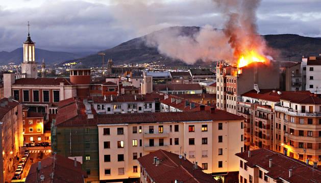 El seguro de un electricista deberá pagar casi un millón por un incendio