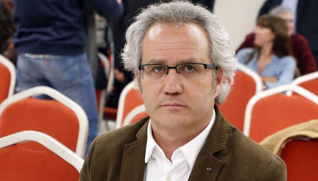 Carlos Pérez-Nievas será el coordinador de la gestora de Ciudadanos Navarra