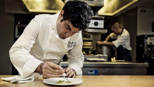 El chef  Josean Alija.