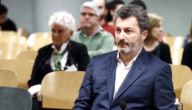Inicio del juicio contra Santiago Cervera
