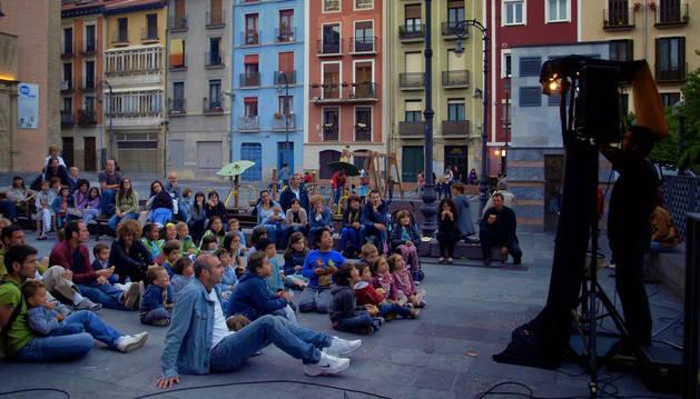 El Barrio de los Artistas vuelve para animar Pamplona