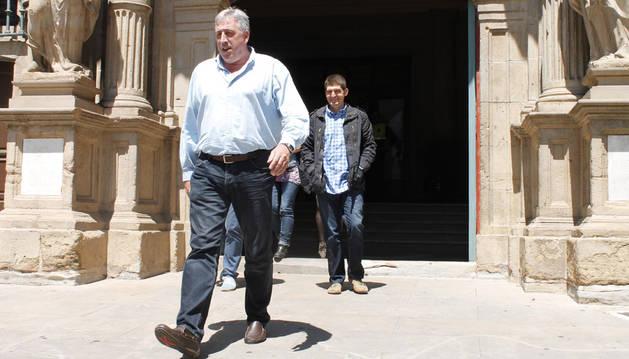 Asirón espera contar con un gobierno para Pamplona esta semana