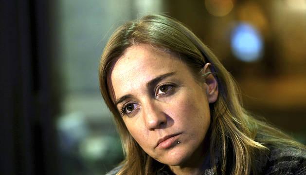 Tania Sánchez dice que puede ser