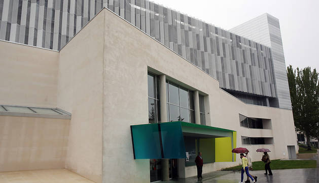 Las instalaciones abiertas este martes se ubican en la nueva estructura edificada sobre la entrada principal.