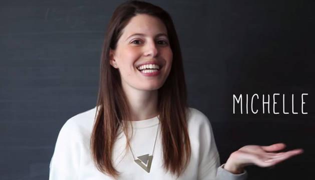 Michelle Poler se propone superar sus cien mayores temores.