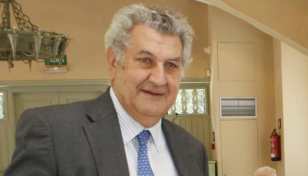 Jesús Posada, presidente del Congreso.