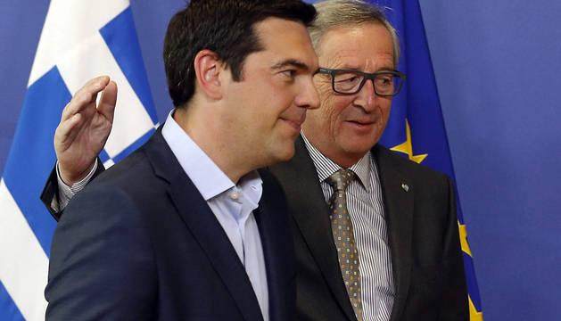 Grecia asegura que no puede aceptar el acuerdo propuesto por Juncker
