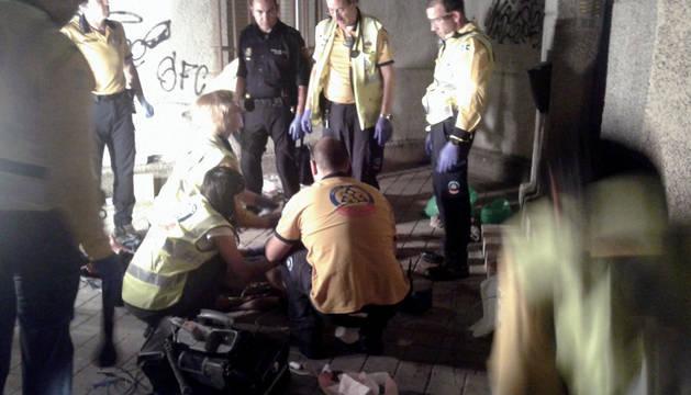 Muere un hombre de 45 años tras ser apuñalado en Madrid