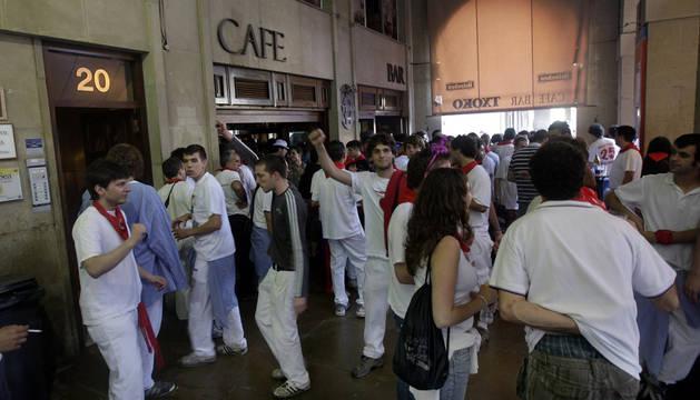 Aprobada la ampliación de los horarios de los bares para San Fermín