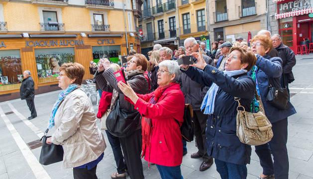 Turismo en Semana Santa en Pamplona.