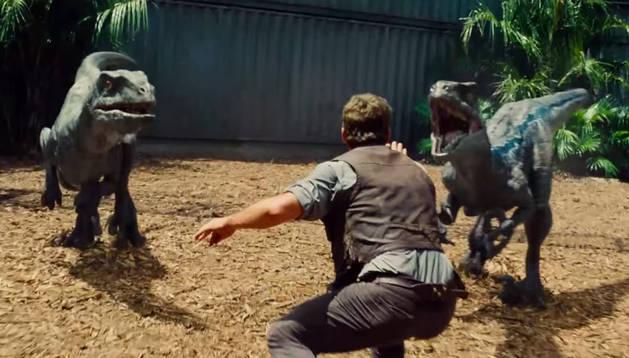 'Jurassic World'.