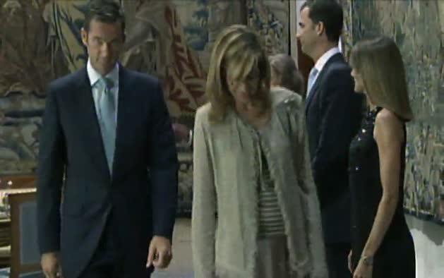 Felipe VI retira el título de duquesa de Palma a su hermana Cristina