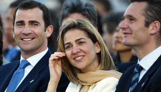 La infanta Cristina pierde el título de Duquesa de Palma