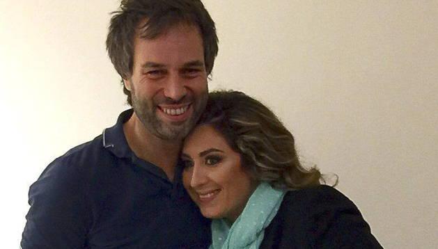 Josep Vicent y Estrella Morente.