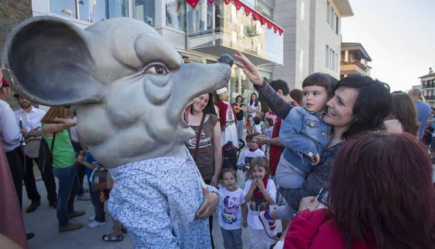 Mutilva celebra sus fiestas hasta el domingo