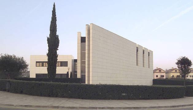 Instalaciones de ESIC en Mutilva