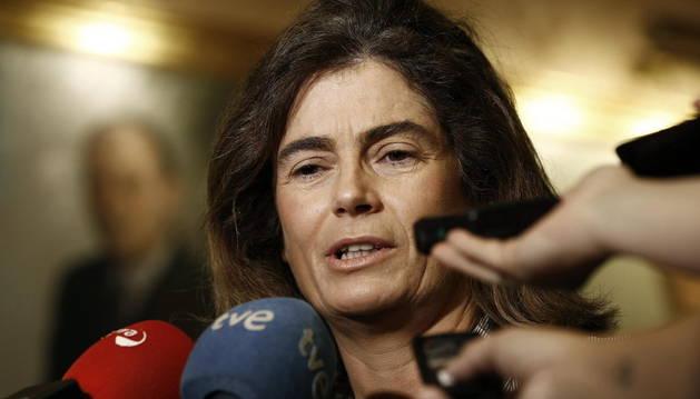 La secretaria de Estado de Justicia, Carmen Sánchez-Cortés.