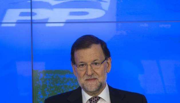 Rajoy anuncia los cambios en la organización del Partido Popular.