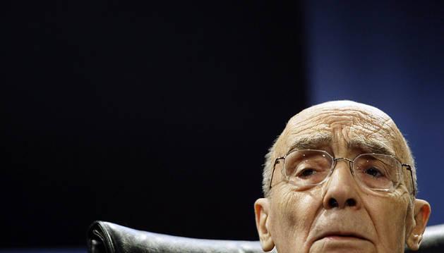 Cinco años sin el Nobel de Literatura José Saramago