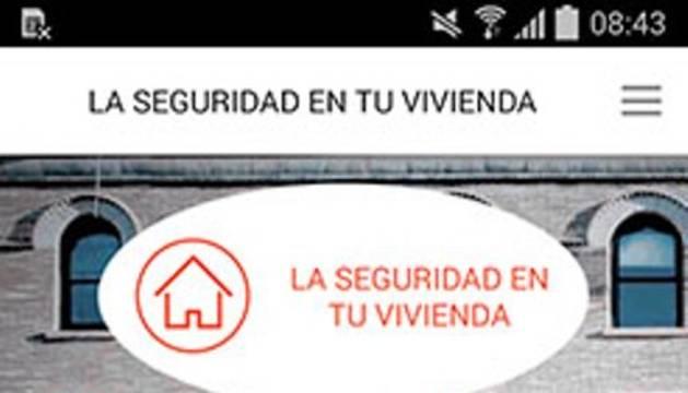 Aplicación 'Tu Seguridad'.