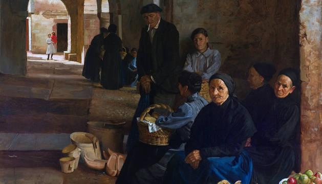 'El mercado de Elizondo'.