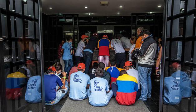 Caracas niega que obstaculizara la visita de senadores brasileños