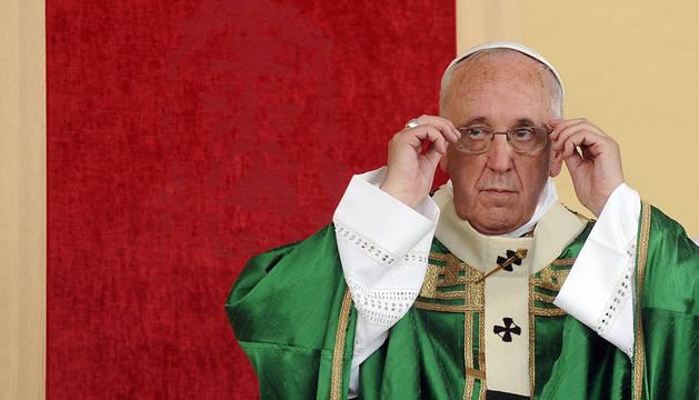 El Papa arremete contra la mafia, la corrupción y la idolatría del dinero
