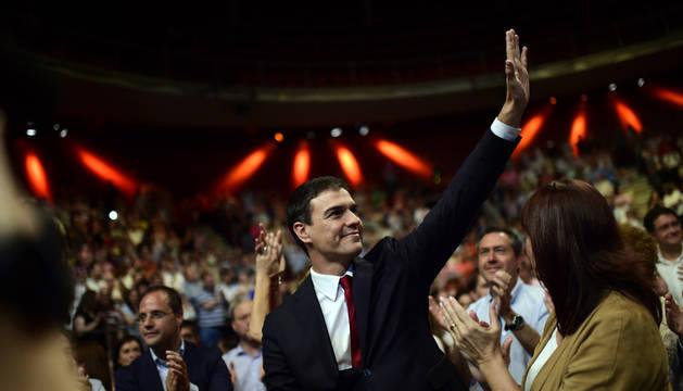 Los barones del PSOE muestran su apoyo cerrado a Pedro Sánchez