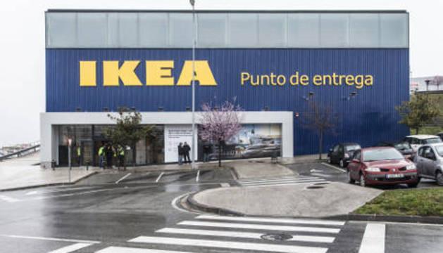 IKEA punto entrega Pamplona